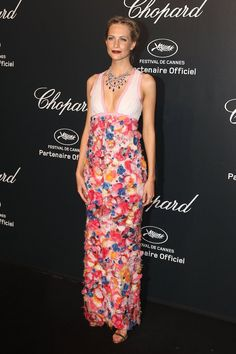 CANNES, FRANCE - MAY 18: Poppy Delevingne attends a celebrity party during the 68th annual Cannes Film Festival on May 18, 2015 in Cannes, France. (Photo by Antonio de Moraes Barros Filho/WireImage)