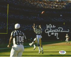 Wes Chandler Signed Chargers 8x10 Photo  Auto'D Air Coryell