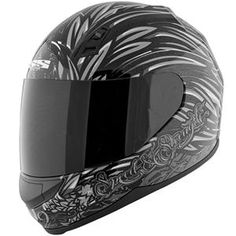 Speed and Strength Womens SS700 To The Nines Helmet