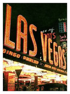Las Vegas...BEEN THERE!