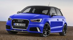 El Audi RS1 podría llegar en 2017 con hasta 310 CV de potencia - http://www.actualidadmotor.com/audi-rs1-podria-llegar-en-2017-con-310-cv/
