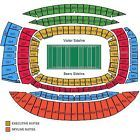 4 Chicago Bears vs Minnesota Vikings Tickets -7 Rows from the Field! - 10/31/16