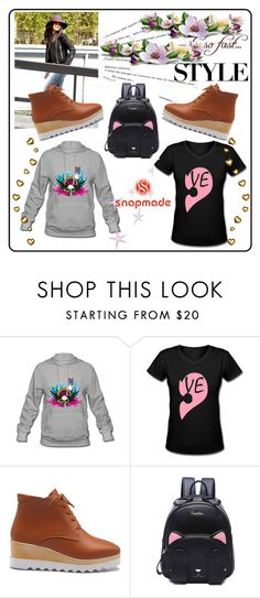 """""""SNAPMADE #8-II"""" by nizaba-haskic ❤ liked on Polyvore featuring Katie"""