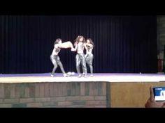 Makyla Qkidz trio battle   #majorette #drill #drillteam #qkidz #qkidzdanceteam #qkdt #qkidznation #dance #Cincinnati #ohio #competition #creativedance