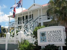 Cayman Islands National Museum - Georgetown, Cayman Islands. If visiting you must go through the museum.