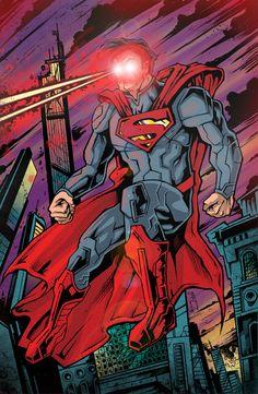 Superman - Bradley Hudson