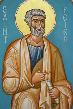 St. Peter icon - Google Search