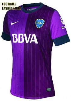 Boca Juniors 2013 Nike Summer Jersey