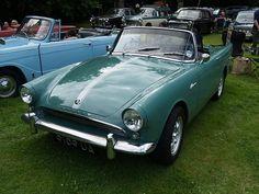 http://redoxcar.com  Sunbeam Alpine Sports Car - 1959