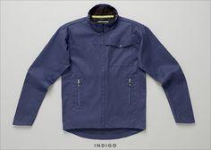 Vulpine Men's Harrington Rain Jacket