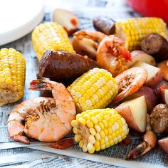 Americas Test Kitchen Seafood Boil