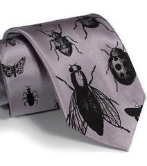 Insects Necktie. Bug Off Tie, by Cyberoptix
