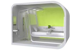 Dream and Fly Micro Hotel Concept 2