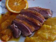 Magrets de canard à l'orange : Recette de Magrets de canard à l'orange - Marmiton