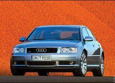 2004 Audi A8 4.2 quattro