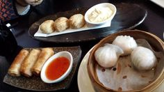 Thanks @raziakkhan for a #fab pic of our #dimsum @twitter! (^_−)☆