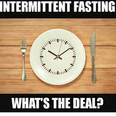 What is this intermittent fasting diet that everyone's talking about? . First of all it's not a diet it's a diet pattern in which you would choose to skip certain meals through out the day and would consume the majority of your daily food intake with in a small window. . Why would you intermittently fast? . When dieting having regular meals often means that those meals have to be quite small and in turn don't leave you feeling very full. By skipping certain meals it allows you to have one or…