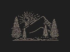 Wolf Hill illustration by Ben Kocinski