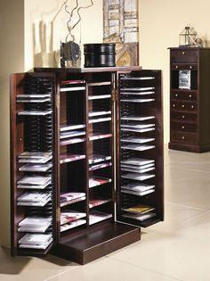 1000 images about muebles cd on pinterest cd storage - Muebles para guardar cds ...