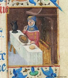 Book of Hours, MS G.4 fol. 2r - Images from Medieval and Renaissance Manuscripts - The Morgan Library & Museum