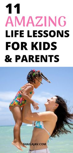 Positive parenting tips that you and your kids will enjoy. These mindful parenting life lessons are just what you need to build a strong bond with your family. Mindful Parenting, Peaceful Parenting, Gentle Parenting, Parenting Advice, Kids And Parenting, Lessons For Kids, Life Lessons, Happy 11th Birthday, Birthday Wishes For Myself