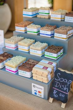 Soaps by First Olive!