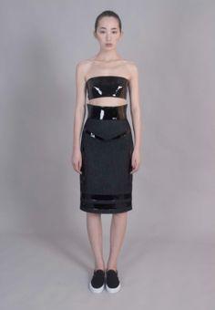 la chambre miniature SS 2014 Peplum Dress, Formal Dresses, Collection, Tops, Women, Fashion, Miniature Rooms, Dresses For Formal, Moda