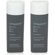 Living Proof Perfect Hair Day Shampoo and Conditioner Travel Size Combo Pack * Find out more about the great product at the image link. (This is an affiliate link and I receive a commission for the sales) #PersonalCare