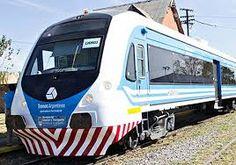 ferrocarriles del sud: Señalamiento del Sarmiento: Trenes okm Chinos circ...