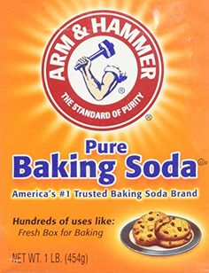 Arm  Hammer Pure Baking Soda 16 Ounces Pack of 6 *** Check this awesome product by going to the link at the image.(This is an Amazon affiliate link and I receive a commission for the sales)