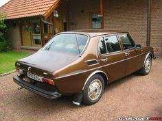 Saab 99 GLE 4-door 1976