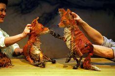 CROWSTARVER - The Animals - designed by Trina Bramman