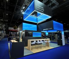 Genetec - MG Design | Trade Show Exhibits, Meetings, Events, Environments ...By Design