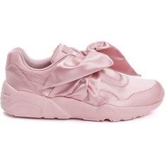 Puma Fenty X Puma by Rihanna Bow Sneaker ( 160) ❤ liked on Polyvore  featuring 9dbf1d08d