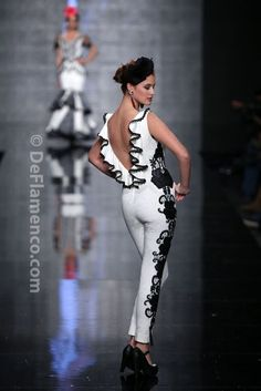 Fotografías Moda Flamenca - Simof 2014 - Alicia Cáceres 'Embrujo del sur' Simof 2014 - Foto 03
