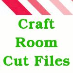 Free Cricut Craft room files