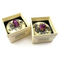 Aromatherapy Rose & Lavander Bath Melt In A Box obnly £6.99 inc free p - http://www.naturesbeauties.co.uk/ourshop/prod_2495958-Aromatherapy-Rose-Lavander-Bath-Melt-In-A-Box.html #bath melt #organic skincare #mothers day gift