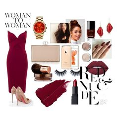 """""""Its casul friday feeling the colour"""" by marciaocran ❤ liked on Polyvore featuring Christian Louboutin, Judith Leiber, Michael Kors, Anne Sisteron, Lime Crime, Huda Beauty, Terre Mère, Vita Liberata and Chanel"""