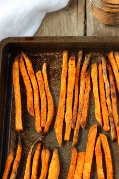 Recette de frites de patates douces Buffalo cuite au four! - Cuisine - Des trucs et des astuces pour vous faciliter la vie dans la cuisine - Trucs et Bricolages - Fallait y penser !