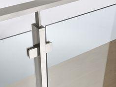 Descarga el catálogo y solicita al fabricante Square line 60x30 by Q-railing Italia, baranda de escalera para balcones para escaleras, colección Square Line
