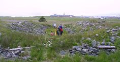 Archaeology - Rescue Evacavation  at Fortress of Louisbourg  2010- Yahoo Canada Image Search Results