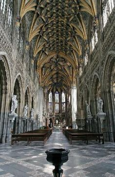 Church of St. Jacques, Liege, Belgium - had a lot of wonderful concerts there, a great place