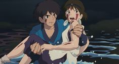 Totoro, Studio Ghibli Art, Studio Ghibli Movies, Hayao Miyazaki, Mononoke Anime, Personajes Studio Ghibli, Manga Anime, Anime Art, Image Film
