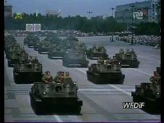 22.07.1966 - Wielka parada 1000-lecia Polski! Siła LWP! - YouTube