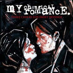 My Chemical Romance – Three Cheers for Sweet Revenge (2004) | 41 Albums That All 2000s Pop-Punk Kids Loved