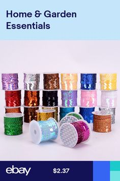 25m x Lace Cotton Satin Ribbon 15mm White Sewing Craft Tool Hobby Art