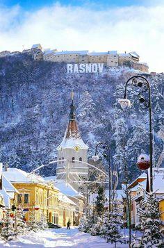 Romania, Rasnov