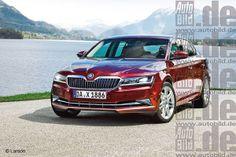 Skoda Will Make Three New Crossover, Hatchback and Sedan #Skoda visit: carinformant.com