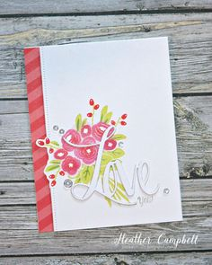 Avery Elle: #TBT Featuring Thanks A Bunch | card by Heather Campbell