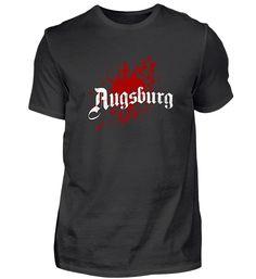 Augsburg T-Shirt Mens Tops, Form, Material, Group, Fashion, Augsburg, Cotton, Majorca, Moda